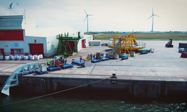 NKT signs service agreement with Litgrid for the NordBalt interconnector