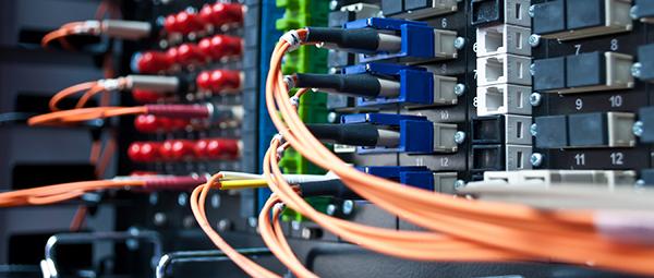 Copper vs fibre optic cable
