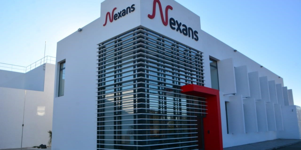 Nexans inaugurates new plant in Morocco