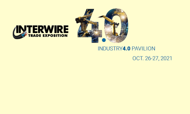 Industry 4.0 Pavilion at Interwire 2021 to reveal future of wire & cable manufacturing