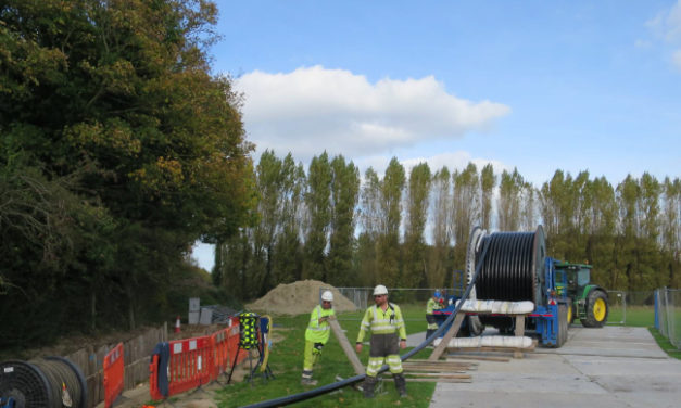 Sumitomo Electric wins onshore cable contract with 50Hertz