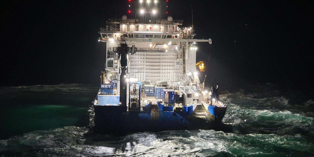 NKT completes offshore repair operation of BritNed interconnector
