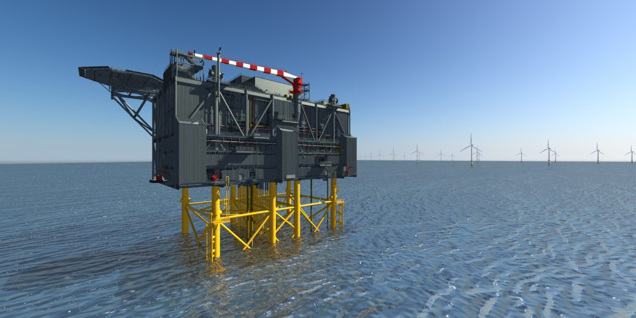 Sembcorp Marine partners with GE Renewable Energy's Grid Solutions