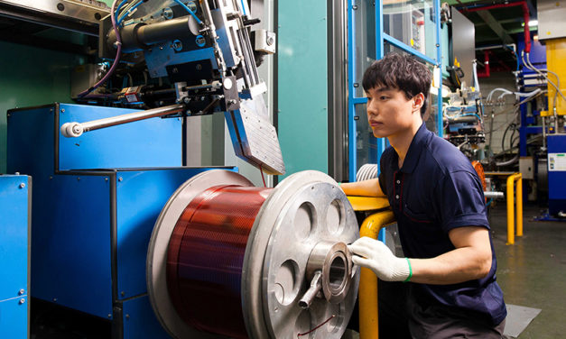 LS Cable & System supplies magnet wire to Hyundai and Kia electric vehicles
