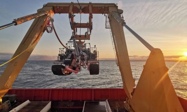 SMD delivers £multi-million SeaRex upgrade for Prysmian
