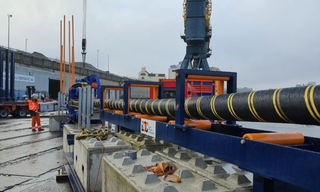 Dutch Offshore Contractors prepares subsea cable business for further growth