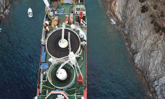 Hellenic Cables to manufacture subsea connection for Kafireas II wind farm