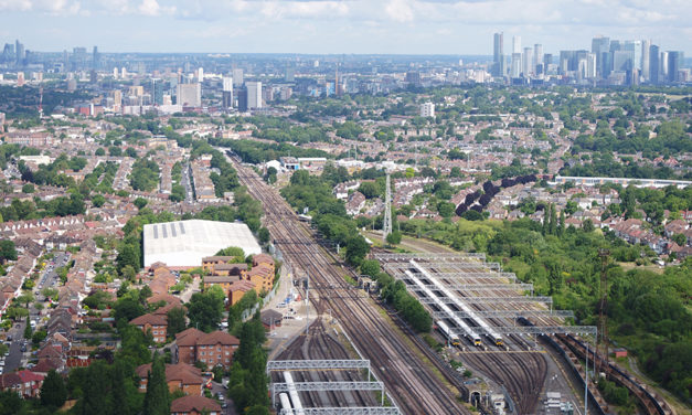 Network Rail吸引了1亿英镑的私营部门投资