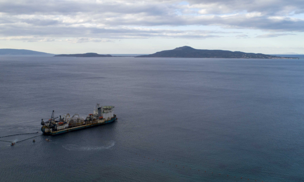 Prysmian completes submarine interconnection between Crete and Greece
