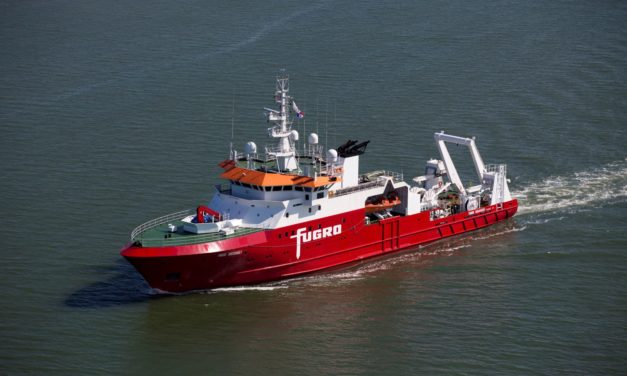 Fugro finishes first phase on transpacific Bifrost Cable System