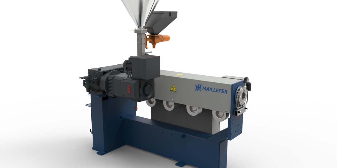 Maillefer at Booth 03/D12 at Wire Russia 2021