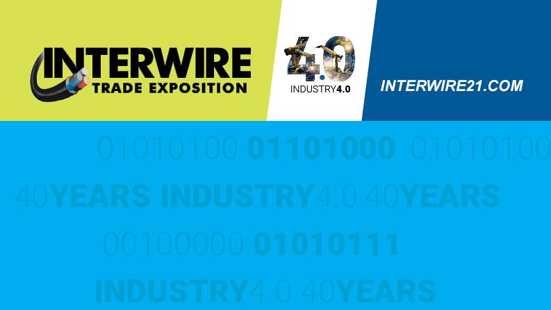 Industry 4.0 Pavilion at Interwire to feature demonstrations and briefings October 26-27