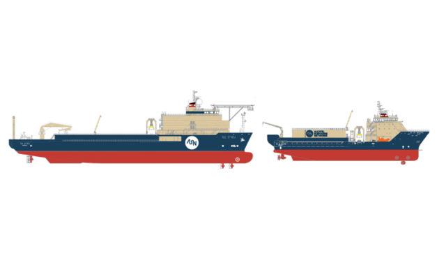 Alcatel Submarine Networks Marine acquires 2 vessels