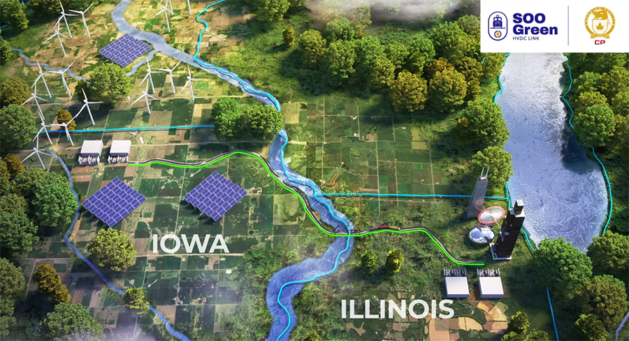 Prysmian Group awarded $900M SOO Green HVDC Link project