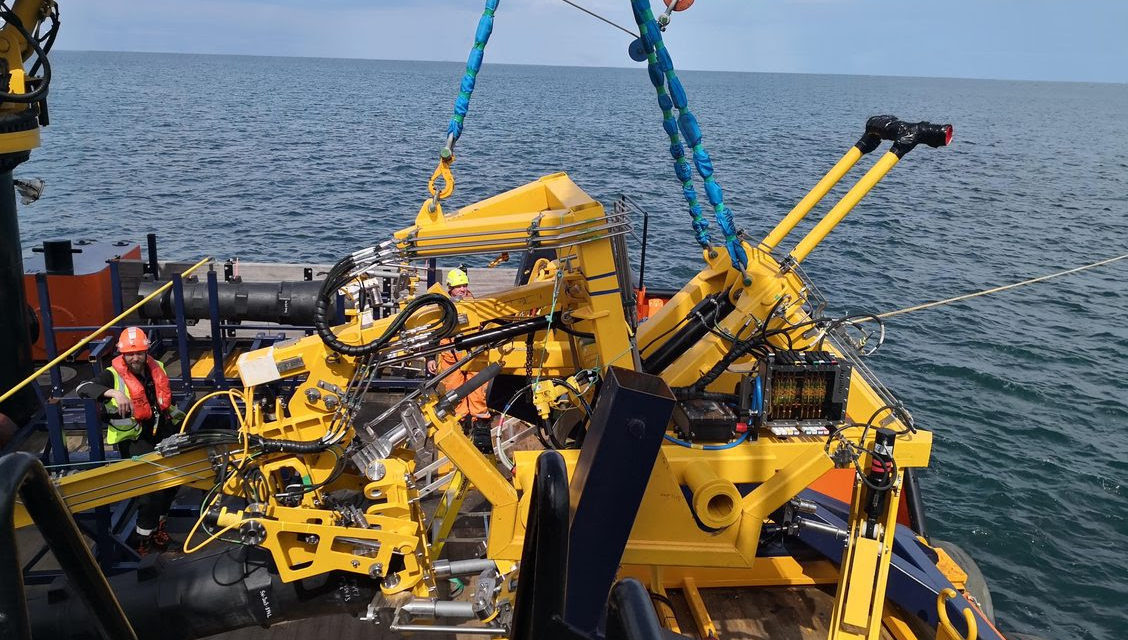 Tekmar Energy's CPS to protect over 1,200MW of new offshore wind capacity in China