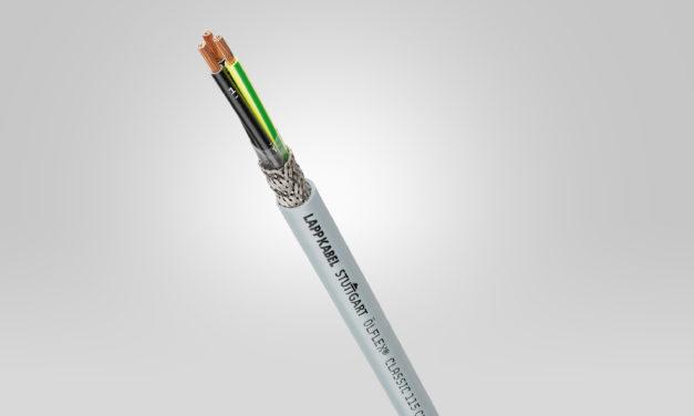两款具有高防火性能的新 ÖLFLEX® 产品