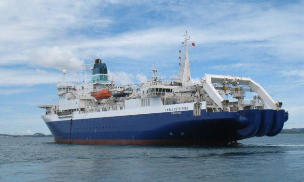 SEAIOCMA 与 Global Marine 延长电缆维护合同