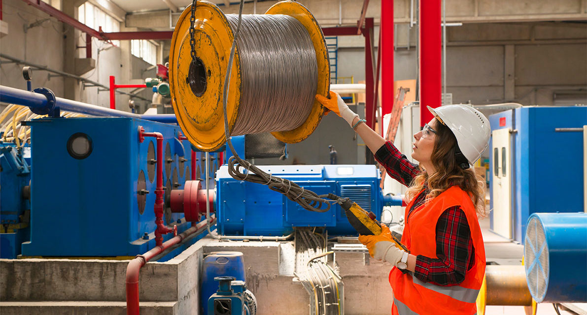 New White Paper from Cimteq gives wire and cable manufacturers advice on how to achieve profitable operations