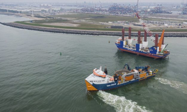 TKF secures Baltic Eagle cable contract with Van Oord