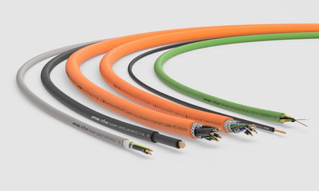 用于 PROFINET 网络的新型光纤电缆