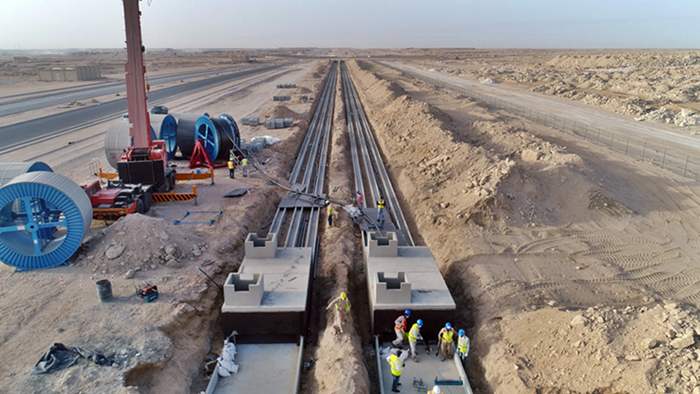 Taihan wins large-scale turnkey construction contract in Qatar