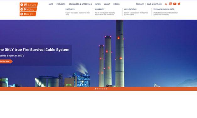 雷克瑟姆矿物电缆的新网站提供了有关消防安全问题的广泛内容