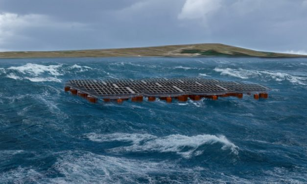 Nexans lands contract for Equinor's first floating solar plant