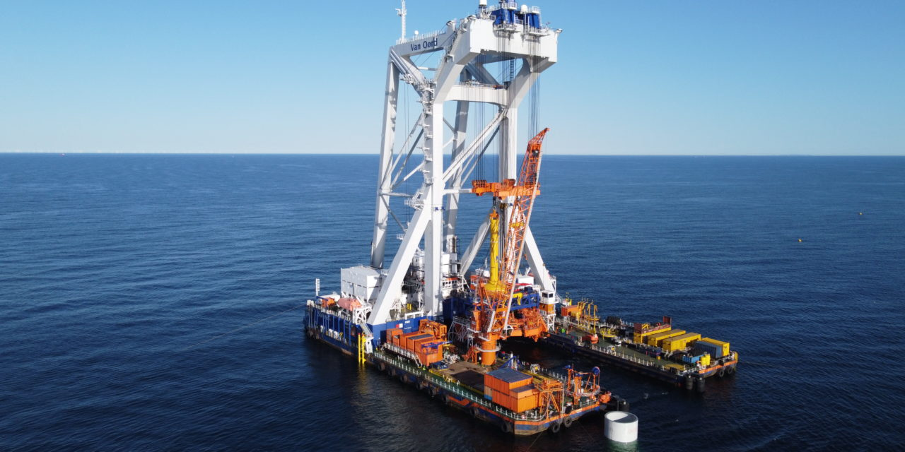 Iberdrola awards Baltic Eagle foundations and inter-array cables