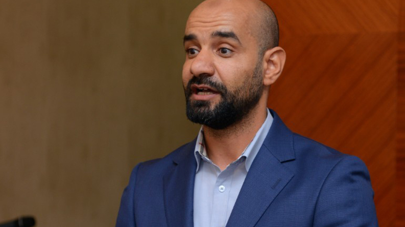 From customer to colleague. Hamada Khalifa joins Cimteq as Commercial Technical Lead