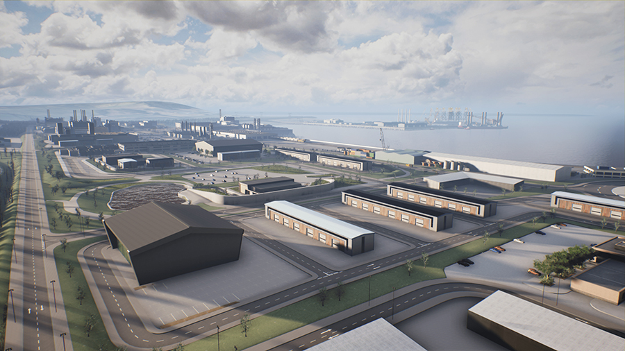 Hunterston PARC closes in on deal with subsea energy cable manufacturer