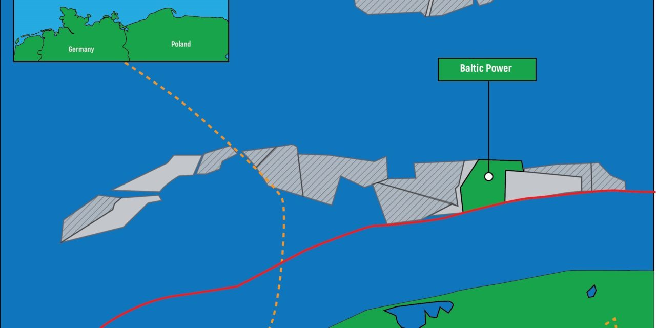 Tender for Baltic Power onshore part of grid connection assets