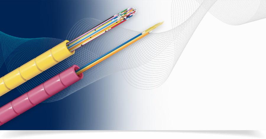 Belden delivers innovation with its versatile OptiTuff™ Mini Fibre Cable