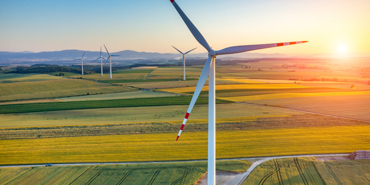 Üntel's proven cable range ready to support the onshore wind energy sector