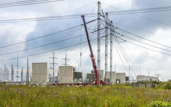EIB finances TenneT electricity transmission corridor in the Netherlands